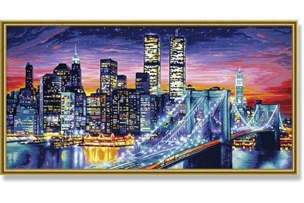 Schipper Manhattan at Night