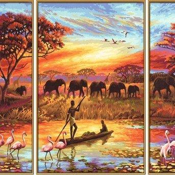 Schipper Africa - Magic of a Continent
