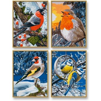 Schipper Winter Birds