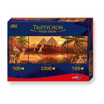 Schipper Pyramids on the Nile