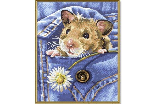 Schipper Gold Hamster
