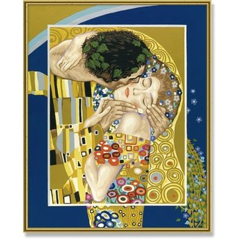 Schipper Der Kuss - Gustav Klimt