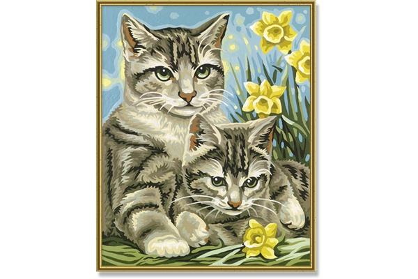 Schipper Mutter Katzen