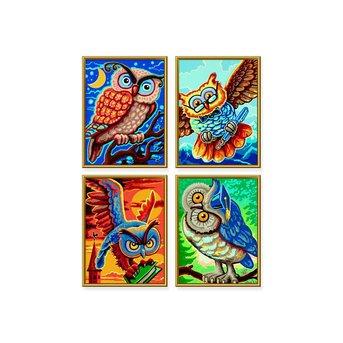 Schipper Vogel der Wijsheid