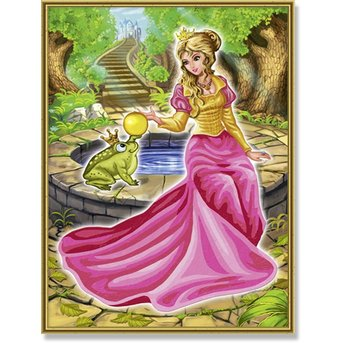 Schipper Princess and the Frog