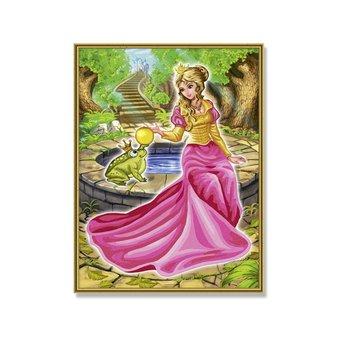 Schipper Prinses en de Kikker