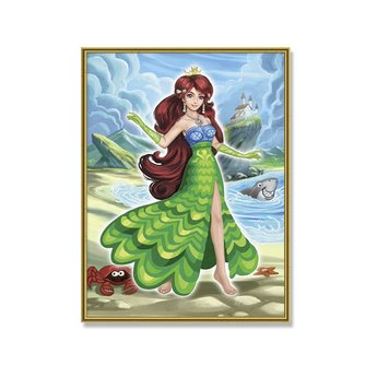 Schipper The little Mermaid
