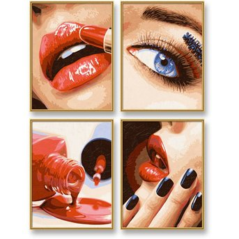 Schipper Die Kunst des Make-up-