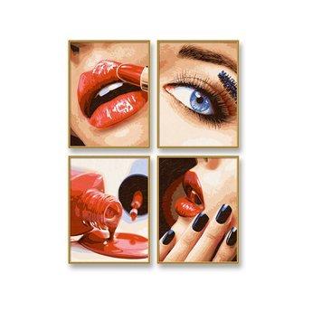 Schipper Die Kunst des Make-up-