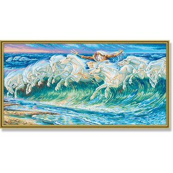 Schipper Neptun Pferde