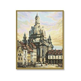 Schipper De Vrouwekerk te Dresden