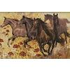 Riolis The Drove of Horses