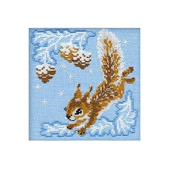 Riolis Das kleine Eichhörnchen