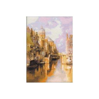 Riolis Oudezijds Voorburgwal, Amsterdam