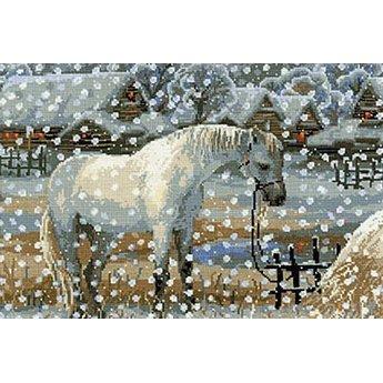 Riolis Der schneiende Winter
