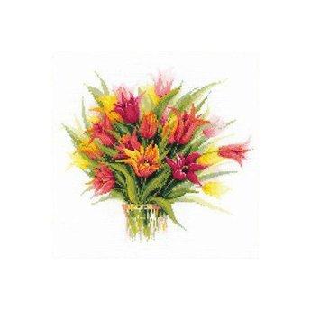 Riolis Tulpen in einer Vase