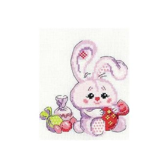 Riolis Bunny with a Candy