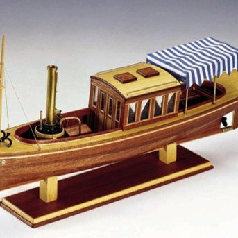 Constructo Louise - Victorian Steamboat