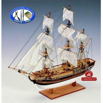 Constructo HMS Bounty