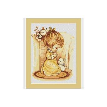 Luca-S Praying Girl