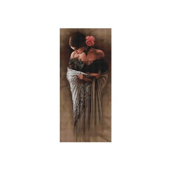 Luca-S Spanish Lady mit Rose