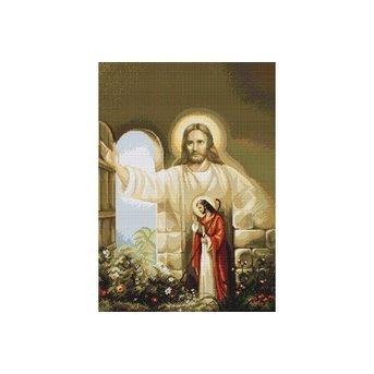 Luca-S Jesus klopft an der Tür