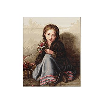 Luca-S Portrait of a Girl