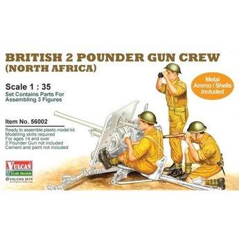 Ordance QF 2 Pounder - Gun Crew
