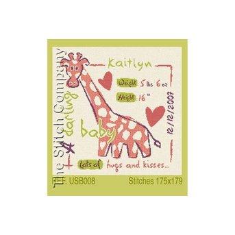 Die Giraffe - Mädchen