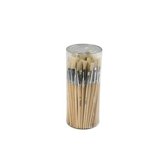 Loose Brush - Round - Bristle - 1 10