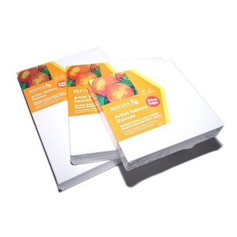 Reeves Canvases 3D Cotton