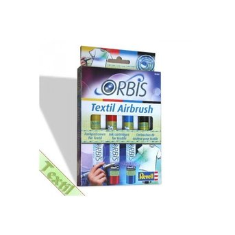 Revell Orbis - Vulpatronen 4 Kleuren - Textiel