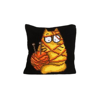 Collection d' Art Cat-stricken