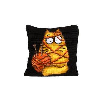 Collection d' Art Cat-knit