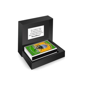 Matchboox Bert Wagendorp - Digue Ventoux