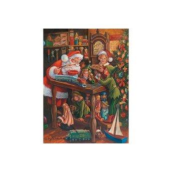 SunsOut Santa's Workshop