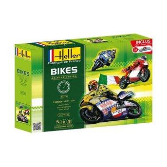 Heller Bikes - Grand Prix Motos