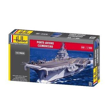 Heller Aircraft carrier Clemenceau