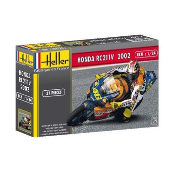 Heller Honda RC211V 2002