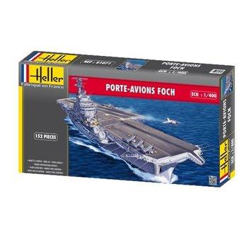 Heller Aircraft carrier Foch