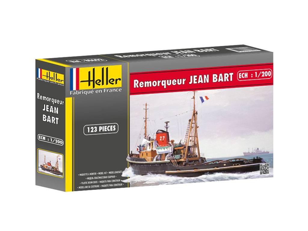 Heller Tug Jean Bart