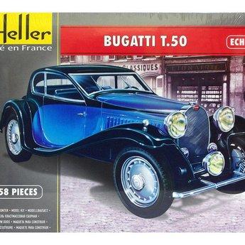 Heller Bugatti T.50