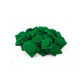 Uanyi Pixels - I - Black Green