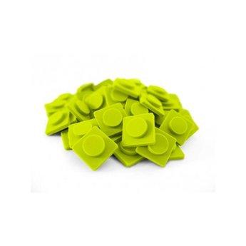 Uanyi Pixels - J - Mint Green