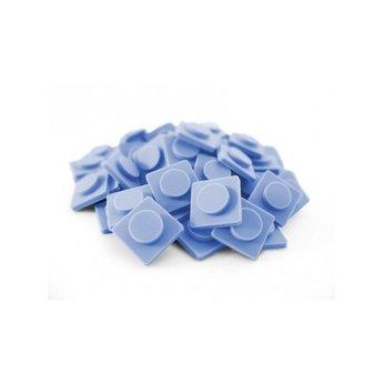Uanyi Pixels - P - Cloudy Blue