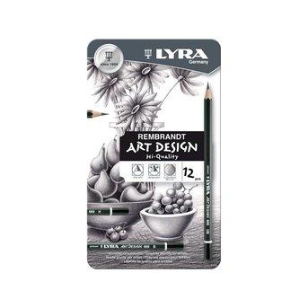 Lyra Rembrandt-Kunst-Entwurf Zeichnen Stift