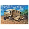 Revell Montys Caravan - Leyland Retriever & Scout Car