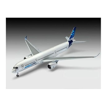 Revell Airbus A350-900 (flight test)
