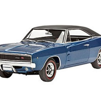 Revell '68 Dodge Charger R / T