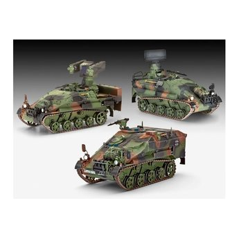 Revell Wiesel 2 LesFlaSys (Ozelot & AFF & BF/UF)